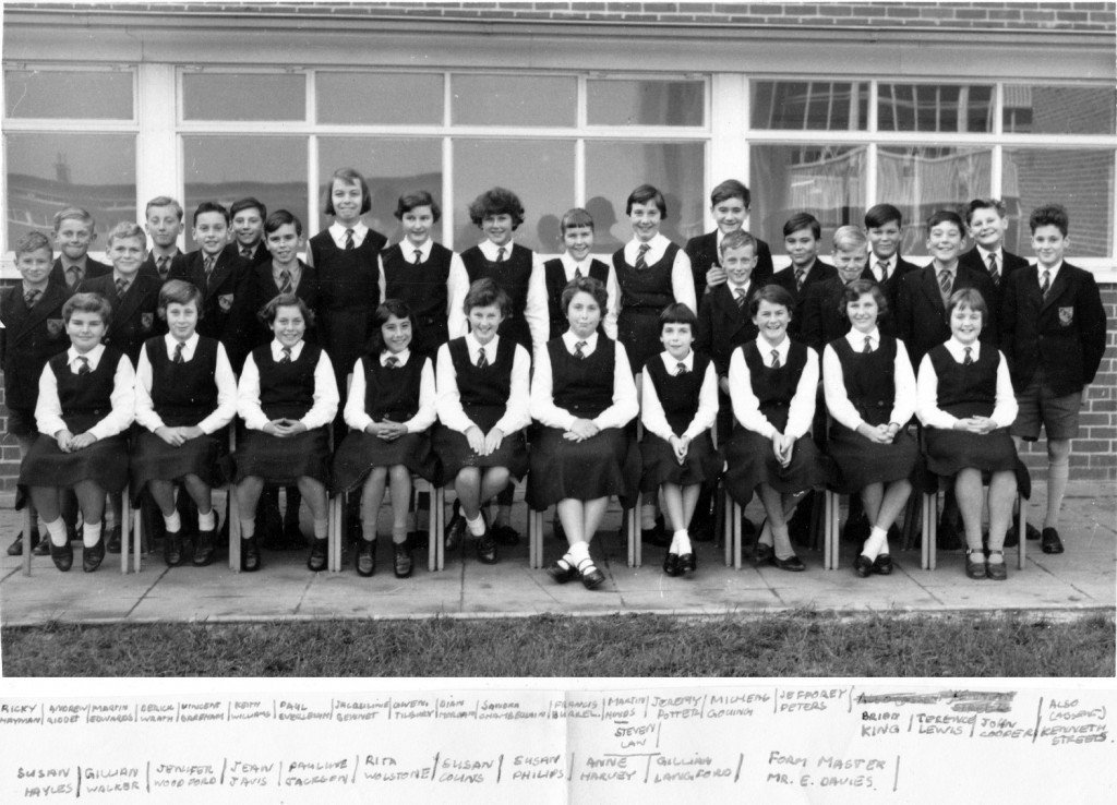 class photo first year?