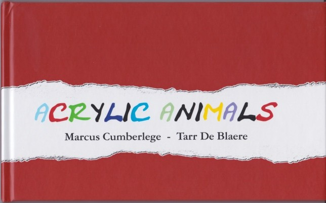 acrylic animals cover scan