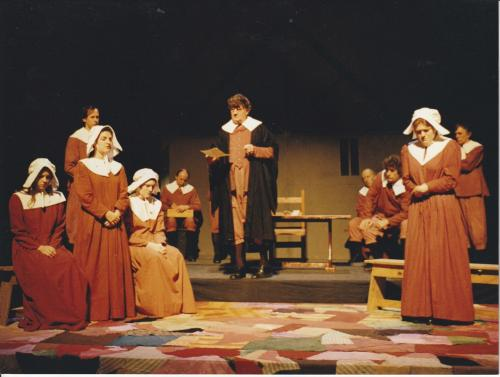 The Crucible 1994-trial scene