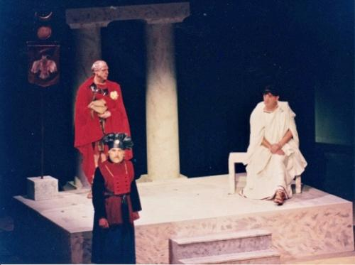 Son of Man 1995-Pilate & Caiaphas